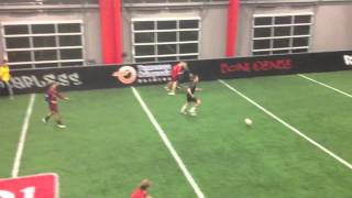 getlinkyoutube.com-Crown Indoor Soccer - Goalkeeping Highlighgts