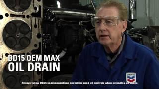 getlinkyoutube.com-R.E. West Detroit Diesel DD15® - Delo® 400 LE 15W-40