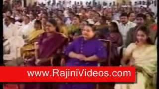 getlinkyoutube.com-Rajinikanth Aishwarya & Danush Wedding Full Coverage Video Part 3