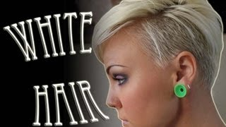 getlinkyoutube.com-How To Get White / Silver Hair!