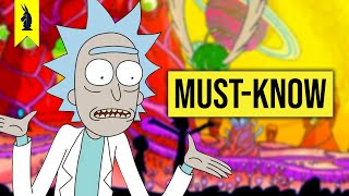 getlinkyoutube.com-RICK & MORTY's Must-Know References! –Wisecrack Edition