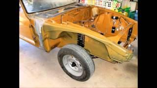 getlinkyoutube.com-Datsun 240Z Restoration Project