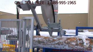 getlinkyoutube.com-The 6000 Firewood Processor by Bells Machining