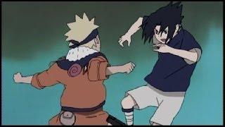【AMV】Naruto - Naruto vs Sasuke - Whispers In The Dark