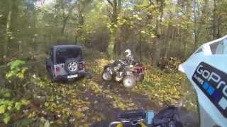getlinkyoutube.com-RAJD prv  CAN-AM & Jeep Wrangler