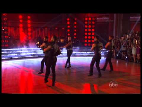 Week 3 Male Pro Dance