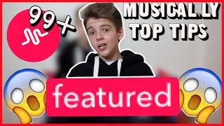 getlinkyoutube.com-Musical.ly Tutorial - HOW TO GET FEATURED ON MUSICALLY  - How To get Free Followers on Musical.ly