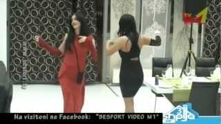getlinkyoutube.com-Vip Shpija 3 - Shkendije Mujaj Ronela Hajati Morena Taraku e Zhaku vallezim