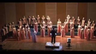 ITB Choir sings Bubuy Bulan