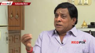 getlinkyoutube.com-Singamuthu talks about his fight with Vadivelu -- Friendship with Santhanam -- PART III -- Red Pix