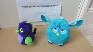 getlinkyoutube.com-Furby Connect or Hatchimals?
