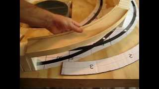 getlinkyoutube.com-Building a curved bridge for the layout