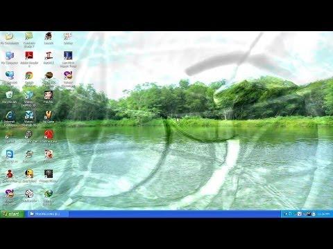 Watery Desktop 3D tạo hiệu ứng gợn sóng nước tuyệt đẹp trên màn hình nền Desktop [HD]