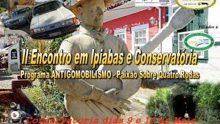 II Encontro de Autos Ipiabas e Conservatória-RJ