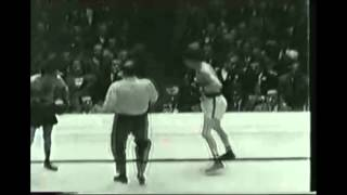 Boxing with Wilson Pitts- film study of Willie Pep tactics