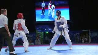 getlinkyoutube.com-2013 WTF World Taekwondo Championships Final | Male -63kg