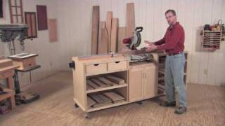 getlinkyoutube.com-Ultimate Miter Saw Station - Project Overview and Plans