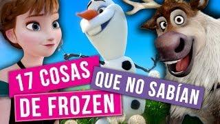 getlinkyoutube.com-17 Cosas Que No Sabían de Frozen de Disney
