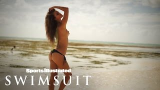 getlinkyoutube.com-Nina Agdal's Irresistble Photoshoot | Sports Illustrated Swimsuit