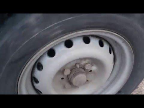 Стучит правое передние колесо ВАЗ