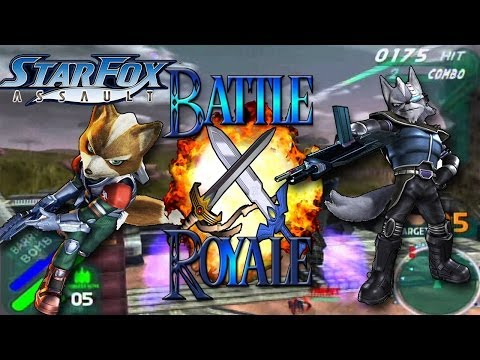 Battle Royale | Star Fox Assault | Episode 3 (GCN)