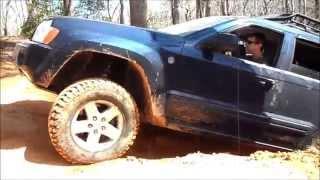 getlinkyoutube.com-Jeep Grand Cherokee WK Off Road
