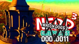 Nerd³ Completes... Watch Dogs 2 - 19 - Physics Puzzle
