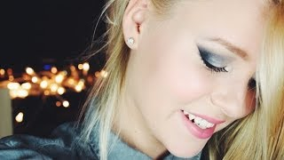 getlinkyoutube.com-PARTY MAKE-UP | DAGI BEE