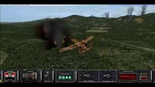 getlinkyoutube.com-FSX test Weapons effects