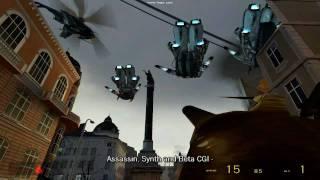 getlinkyoutube.com-Half-Life 2: Health Problems (with subs for the Combine radio)