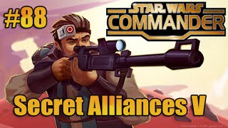 getlinkyoutube.com-Star Wars Commander Empire Part #88 Secret Alliances V Finale (NEW  SWC Campaign Missions 23-26)