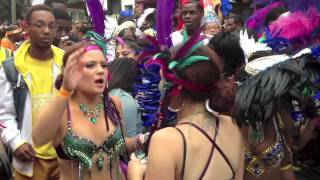 "getlinkyoutube.com-Notting Hill Carnival 2012 ""Dirty Dance"""