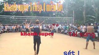 Khanh supper  - Tính chân lư