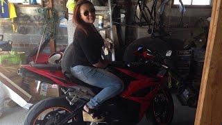 getlinkyoutube.com-Girlfriend Riding with 6Foot!