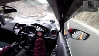 getlinkyoutube.com-170125 NOTE nismo S Drive Movie【GoPro HERO5 Black】《運転の様子》