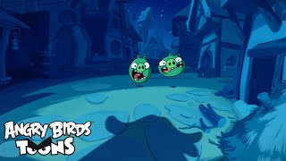 "getlinkyoutube.com-Angry Birds Toons 3 Ep. 4 Sneak Peek - ""A Fistful of Cabbage"""