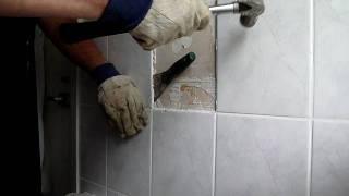 getlinkyoutube.com-removing bathroom tiles