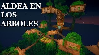 Download video tutorial de una casa de arbol gigante - Casa del arbol minecraft ...