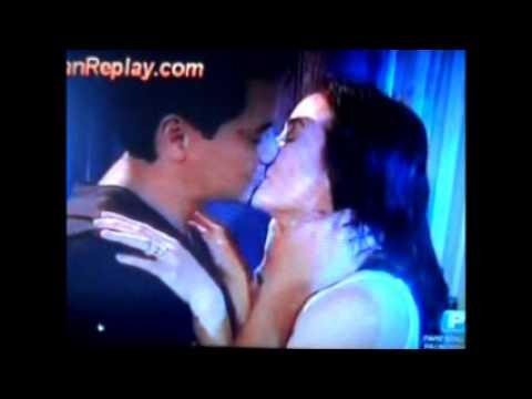 CharDawn/EmilArco - Honeymoon Scene in Walang Hanggan