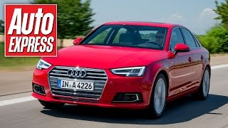 getlinkyoutube.com-New Audi A4 2016 review - finally better than a BMW 3 Series?