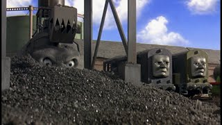 getlinkyoutube.com-Thomas and the Magic Railroad sound effects: Diesel 10 dusted