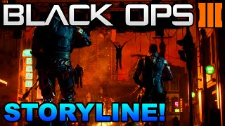 getlinkyoutube.com-Black Ops 3: Official Storyline/campaign trailer-Breakdown! WW2 setting!! Reznov returns?!