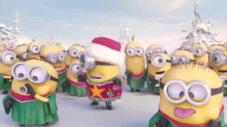 getlinkyoutube.com-Миньоны: Рождественнская песня (MINIONS Christmas Song)
