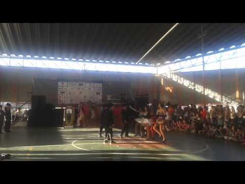 Smooth Criminal Michael Jackson - Equipe Kratos