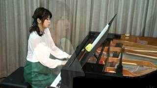 getlinkyoutube.com-アヴェマリア  (J.S.バッハ/グノー)伴奏パート(バッハ) 横内愛弓