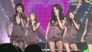 getlinkyoutube.com-[09.06.26] SNSD - Tell Me Your Wish (Genie) Comeback Stage [HD]