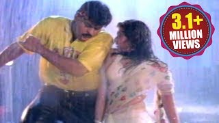 getlinkyoutube.com-Gharana Mogudu Movie Songs || Kitukulu Thelisina - Chiranjeevi, Nagma