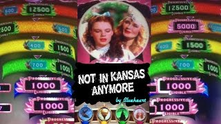 getlinkyoutube.com-NOT IN KANSAS ANYMORE slot machine and MORE SLOT WINS