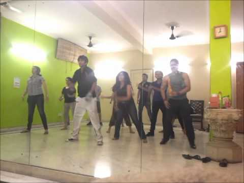 Bollywood Choreo on 'Rum Whisky'- Vicky Donor