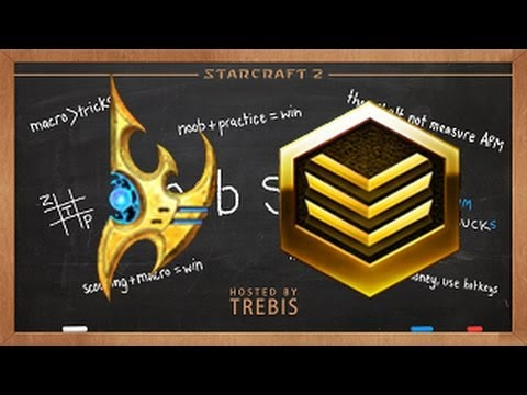 Protoss Bronze-to-Diamond Week 1 Day 3 - Gold Wednesday - Scouting and Psychology